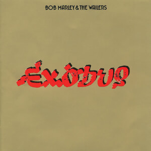 Bob Marley & The Wailers - Exodus LP
