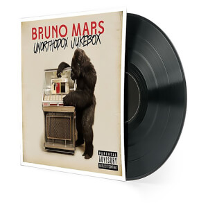 Bruno Mars - Unorthodox Jukebox - Vinyl