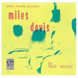 Blue Moods Vinyl