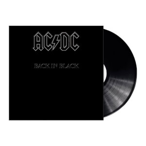 AC/DC - Back In Black - Vinyl