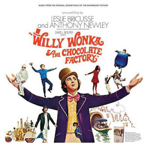 Willy Wonka & The Chocolate Factory/O.S.T. Vinyl