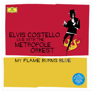 My Flame Burns Blue Vinyl