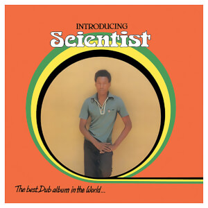 Introducing Scientist Best Dub Album In The World Vinyl