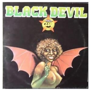 Black Devil Disco Club Vinyl