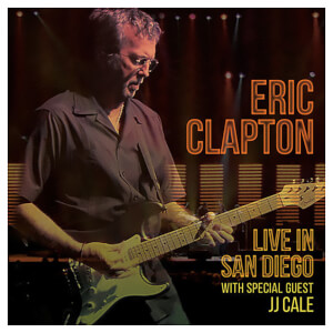 Live In San Diego (With Special Guest Jj Cale) Vinyl