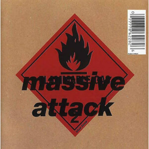 Massive Attack - Blue Lines - Vinyl