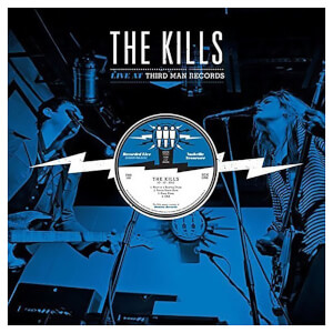 Live At Third Man Records 10-10-2012 Vinyl
