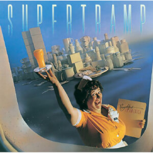 Supertramp - Breakfast In America 12 Inch LP