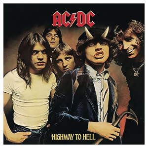 Highway To Hell Vinyl