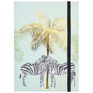 Fenella Smith Zebra Notebook