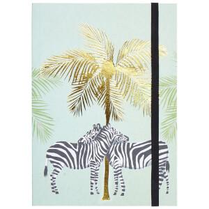 Fenella Smith Zebra Notebook