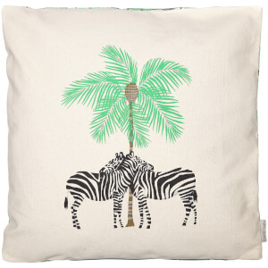 Fenella Smith Zebra Cushion