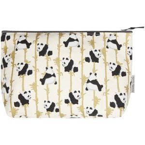 Fenella Smith Panda Make-Up Bag - Large