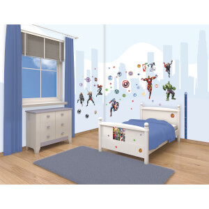 Walltastic Avengers Assemble Room Decor Kit