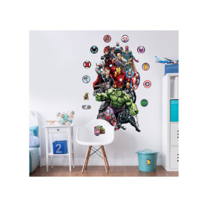 Walltastic Marvel Avengers Large Character Sticker