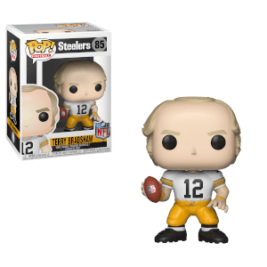 NFL Legends - Terry Bradshaw WH Pop! Vinyl Figure