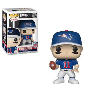 Figura Funko Pop! Drew Bledsoe - NFL Legends