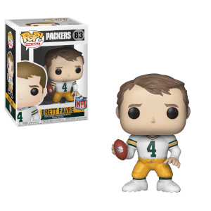 Figura Funko Pop! Brett Favre - NFL Legends