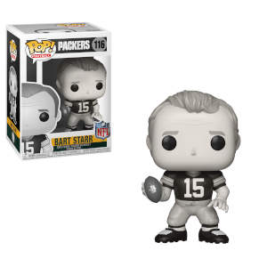 Figura Funko Pop! Bart Starr BK/WH - NFL Legends