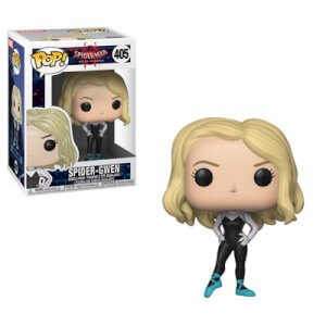 Marvel Spider-Man into the Spiderverse Spider-Gwen Funko Pop! Vinyl