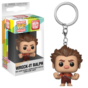 Wreck It Ralph 2 Wreck-It Ralph Pop! Keychain