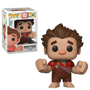 Disney Wreck It Ralph 2 Wreck-It Ralph Pop! Vinyl Figure
