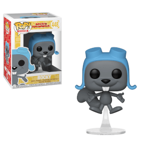 Rocky & Bullwinkle Flying Rocky Funko Pop! Vinyl