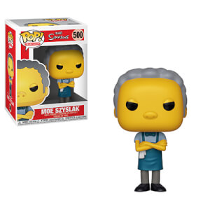 The Simpsons - Boe Pop! Vinyl Figur