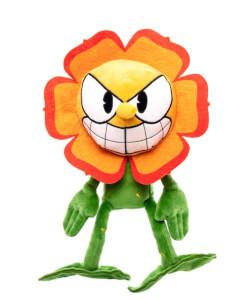 Cuphead Cagney Carnation Plush