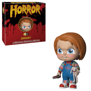 FIGURA FUNKO 5 STAR: HORROR - CHUCKY LA BAMBOLA ASSASSINA