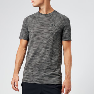 Under Armour Men's Vanish Seamless Short Sleeve Top - Charcoal
