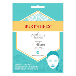 Burt's Bees Single Use Purifying Sheet Mask