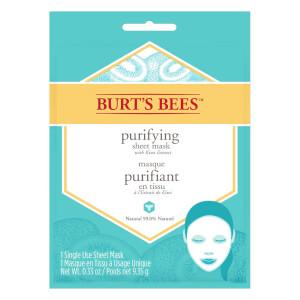 Burt's Bees Single Use Purifying Sheet Mask