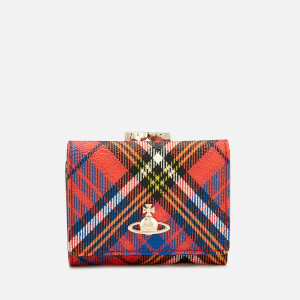Vivienne Westwood Women's Derby Small Frame Wallet - MC Andreas