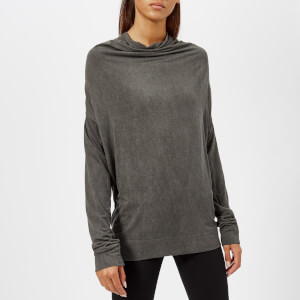 Vivienne Westwood Anglomania Women's Fold Top - Grey