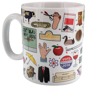 TV Box Sets Mug
