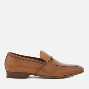 Dune Men's Paulinho Leather Loafers - Tan