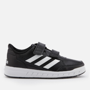 adidas Kids' Alta Sport CF Trainers - Core Black