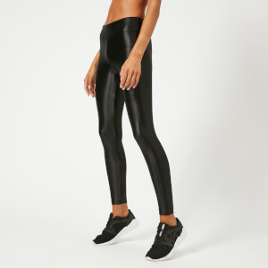 Koral Women's Lustrous High Rise Leggings - Black