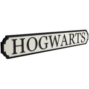Shh Interiors Hogwarts Vintage Street Sign