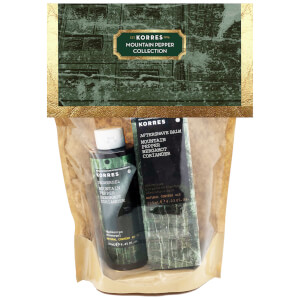 KORRES Mountain Pepper Body Wash Collection