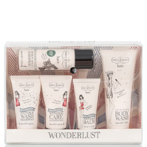 Percy & Reed Wonderlust Travel Set
