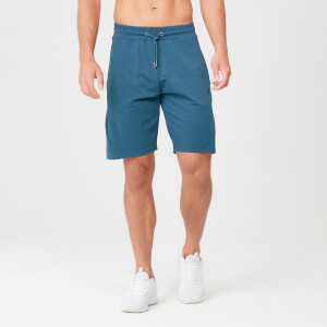 Myprotein Form Sweat Shorts - Petrol Blue