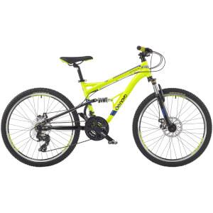 """Denovo+ Boys Alloy Bike - 24"""" Wheel"""