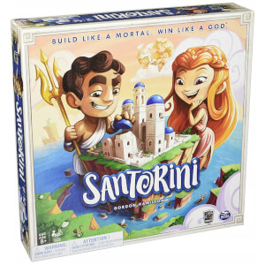 Santorini The Game