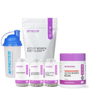 Active Women Weight-Loss Bundle