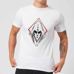 Assassin's Creed Origins Sketch Herren T-Shirt - Weiß