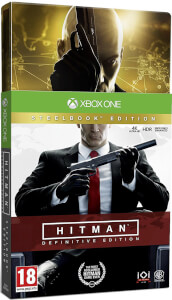 Hitman: Édition Steelcase Steelbook -