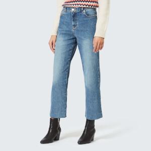 A.P.C. Women's Sailor Jeans - Indigo Delave