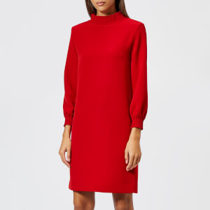 A.P.C. Women's Julie Dress - Red